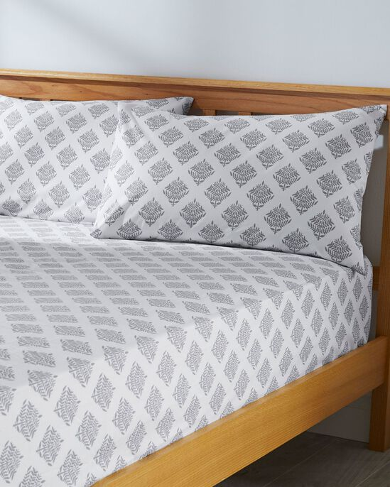 Gatsby 2 Pack Sheet and Pillowcase Set