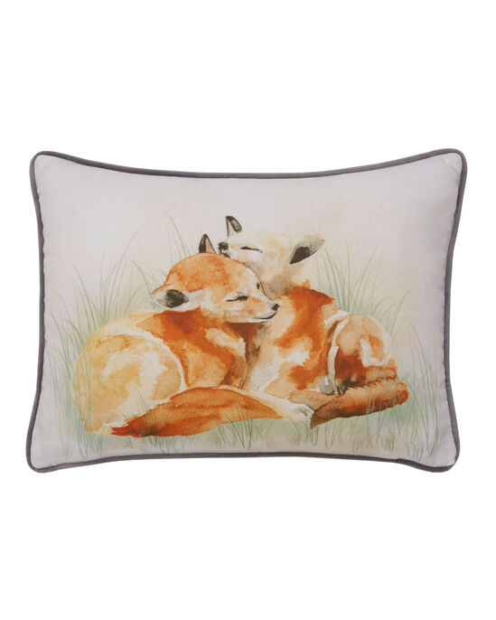 Foxes Cushion
