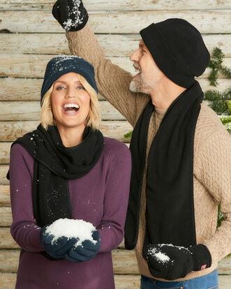 Hand Warmer Fleece Gloves 082d054e947f