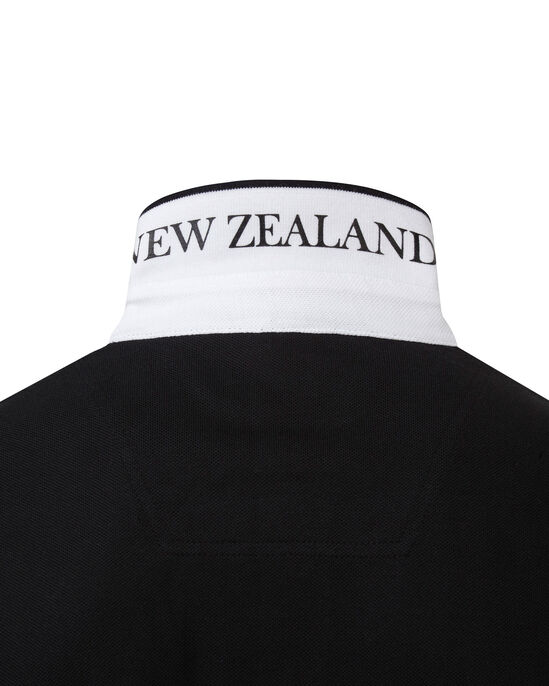Short Sleeve New Zealand Classic Polo Shirt