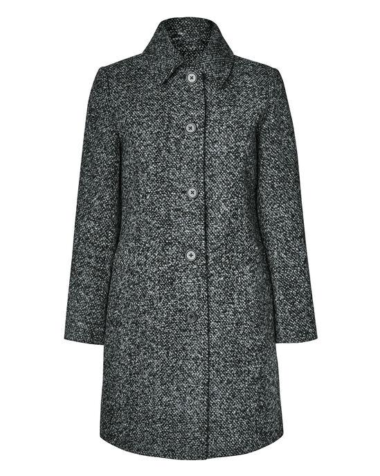 Weekend-To-Weekday Coat