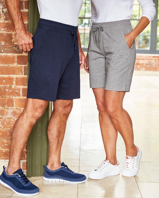 Cotton Jog Shorts