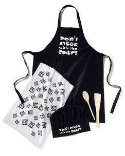 5 Piece Chef Set
