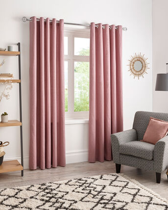 Sorbonne Eyelet Curtains