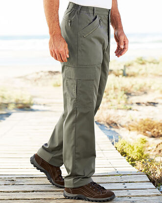 Thermal Action Trouser