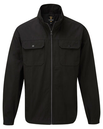 Guinness Showerproof Zip-Through Jacket