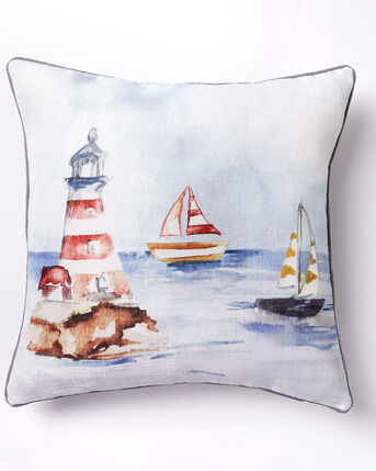 Lighthouse Cushion