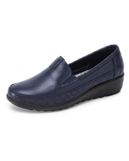 Cushion Comfort Slip-on Shoes