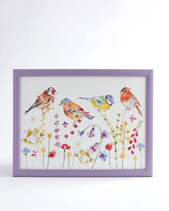 Garden Birds Lap Tray
