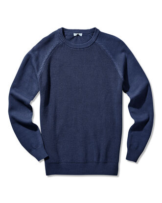 Cotton Crew Neck Jumper