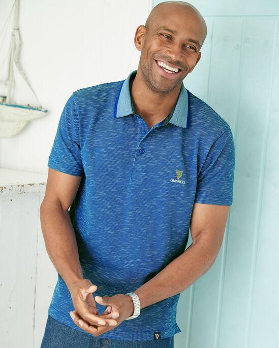 Guinness™ Textured Polo Shirt