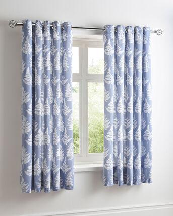 """Norwood Eyelet Curtains 66X72"""""""