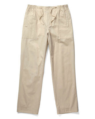 Cotton Pull-on Trousers