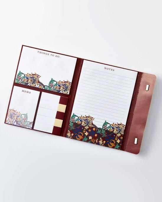Golden Lily Stationery Set