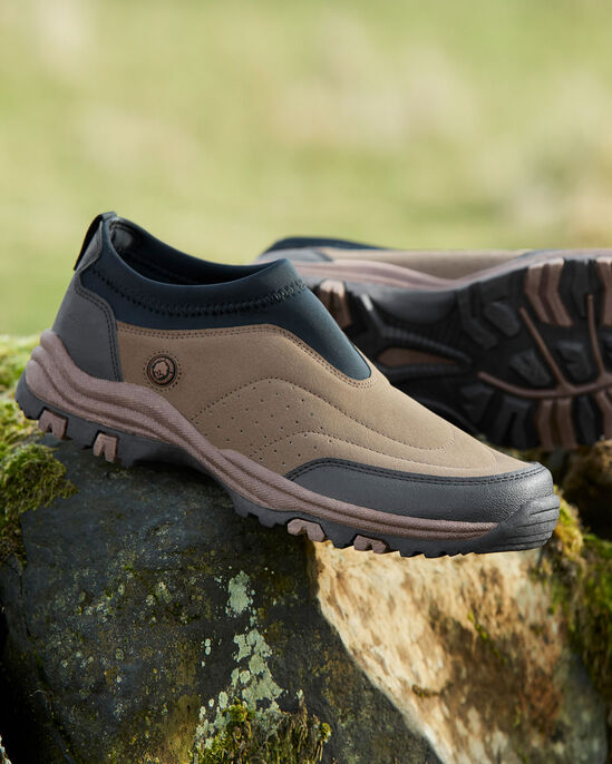 Slip-on Walking Shoes