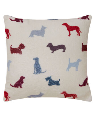 Silhouette Dog Cushion