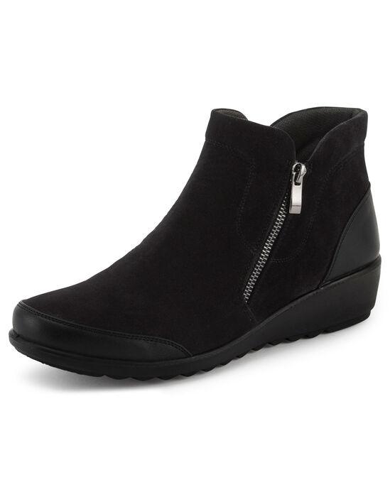 Flexisole Zip Ankle Boots