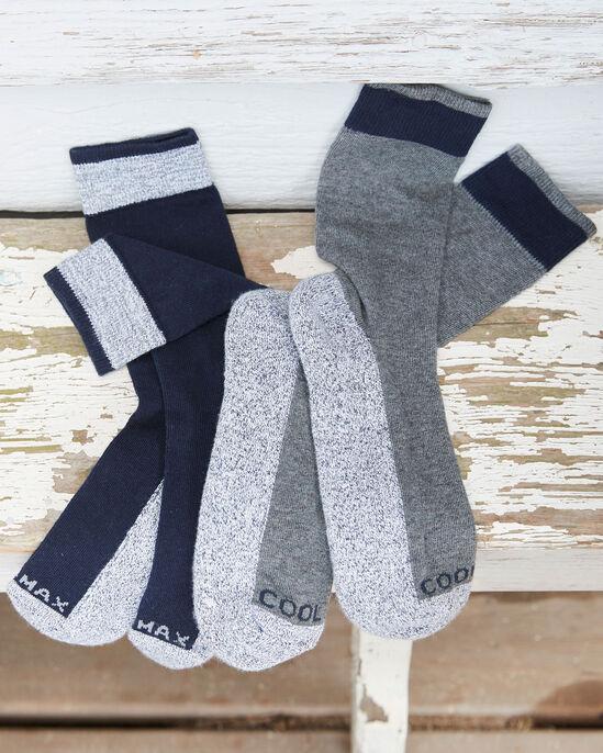 2 Pack Cool Max Walking Socks