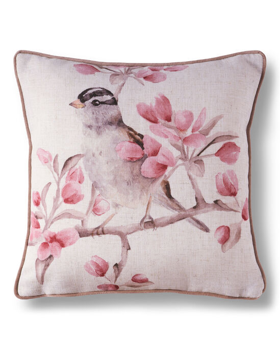Yasmin Bird Cushion