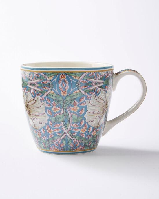 William Morris Pimpernel China Mug