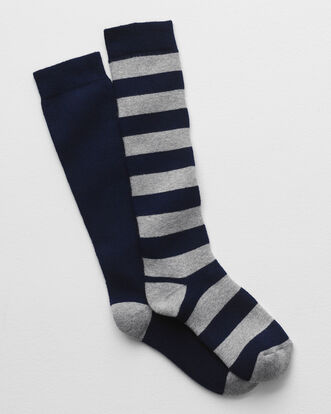 2 Pack Wellington Socks