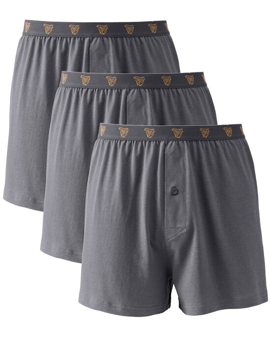 Guinness® 3 Pack Boxers