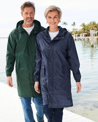 Waterproof Packaway Coat