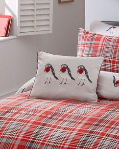 Red Robin Cushion