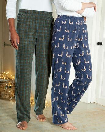 Fleece Pyjama Pants