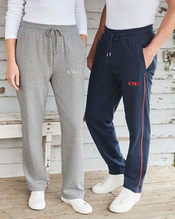 Organic Cotton Jog Pants