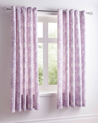 Blenheim Cotton Eyelet Curtains
