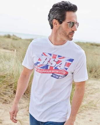 Licensed Printed T-shirt