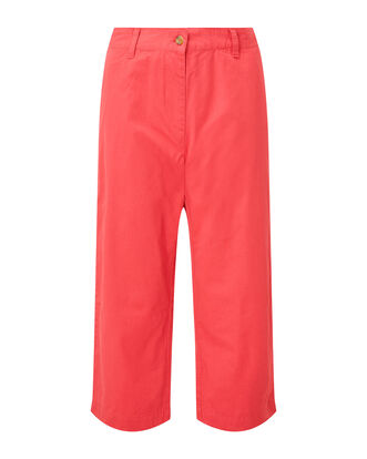 Everyday Crop Trousers