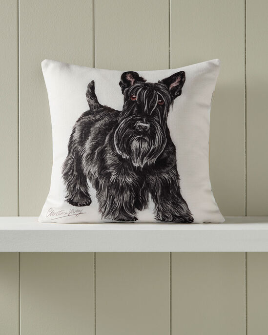 Waggy Dogz Scottish Terrier Cushion