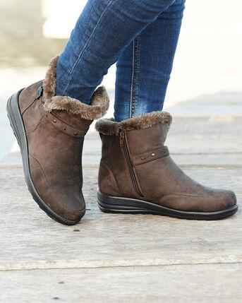 Flexisole Button Boots