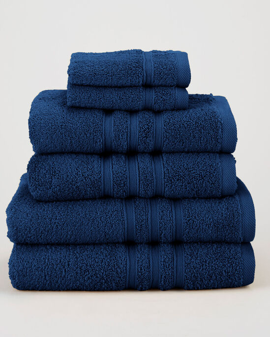 6 Piece Soft Touch Towel Bale