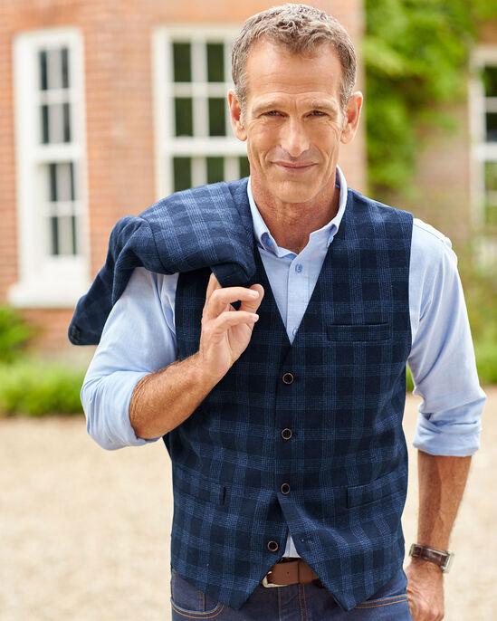 Buxton Wool-blend Waistcoat