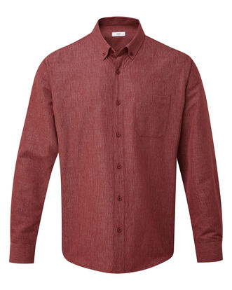 Currant Long Sleeve Soft Touch Shirt