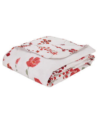 Poppy Trail Bedspread