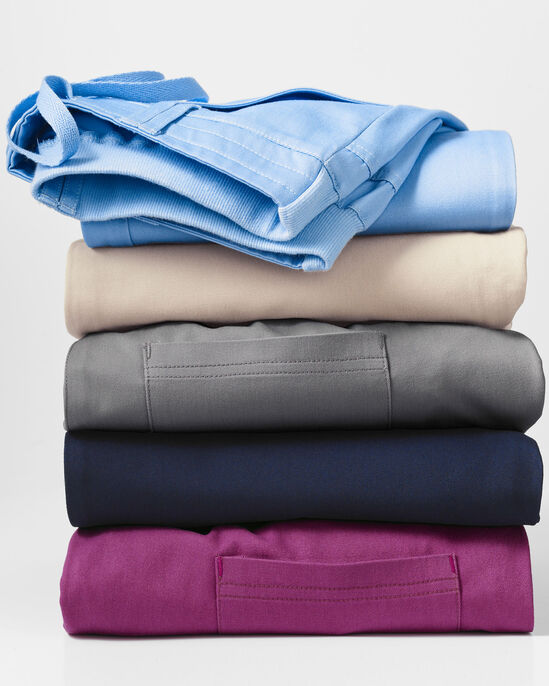 Wrinkle Free Pull-on Trousers