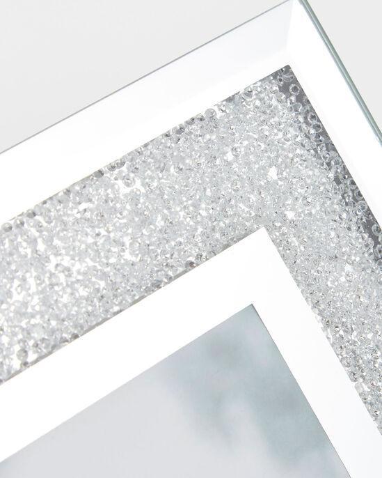 """Crystal Edge 4"""" X 6"""" Photo Frame"""