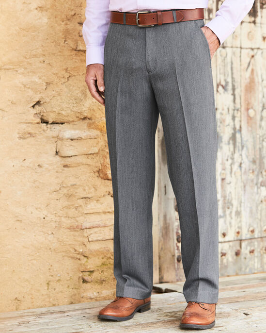Easy Iron Trousers