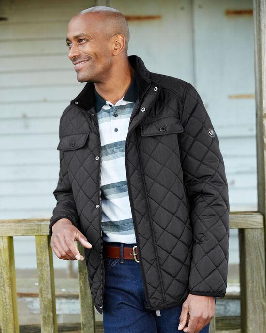 Guinness™ Showerproof Quilted Jacket