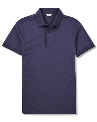 Organic Cotton Short Sleeve Polo Shirt