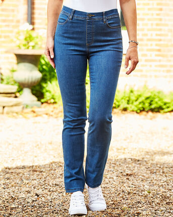 Slim Straight Leg Jegging