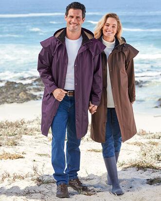 Fleece Lined Windermere Coat