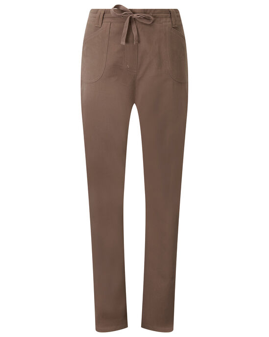 Wrinkle Free Pull On Trousers