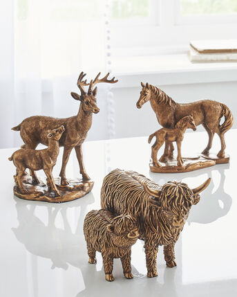 Animal and Baby Ornament