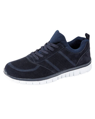 Lightweight Flexi Active Lace-up Trainers