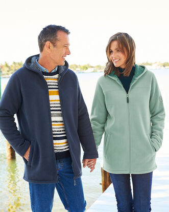 Microfleece Bonded Jacket